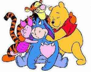 Pooh Hugs for Everyone